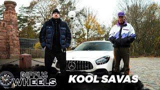 Kool Savas zeigt seinen Mercedes-AMG GT C | DIFFUS WHEELS