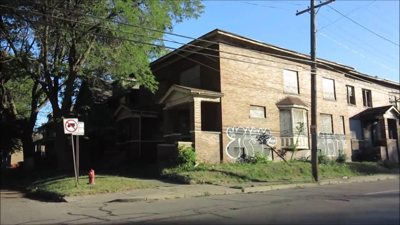 Detroit Hood Drive Summer 2016 Youtube
