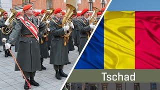 Tschad - nationalhymne gardemusik