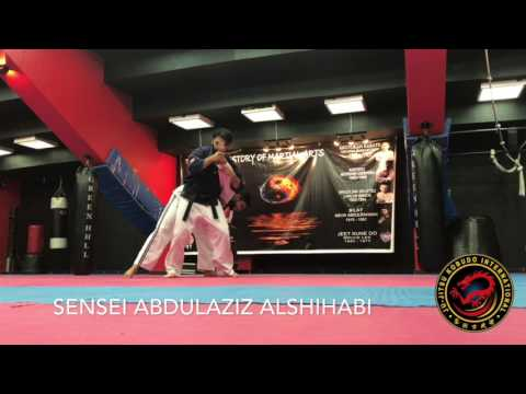 Advance Combination of Jujitsu Moves