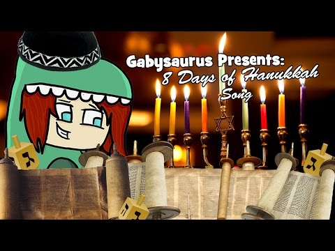 8 DAYS OF HANNUKAH SONG! Holiday Special 2016
