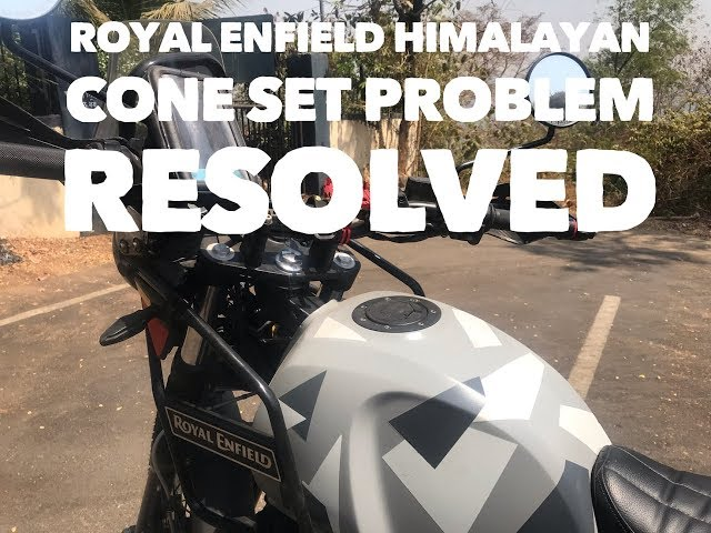 Installation Of Panniers On Royal Enfield Himalayan Detailed