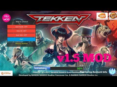 # (HJ)     Tekken Mod Apk V1.5 Download From Android Phone