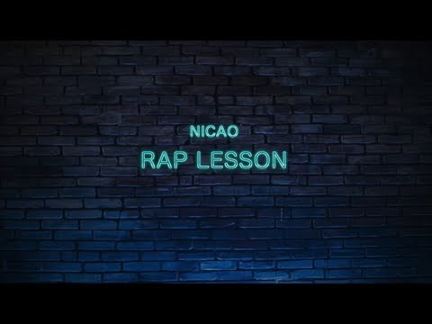 Nicao - Rap Lesson on YouTube