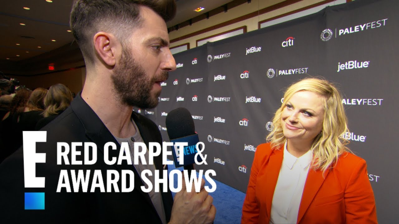 Amy Poehler's Boys Love Seeing Uncle Chris Pratt in MCU | E! Red Carpet & Award Shows