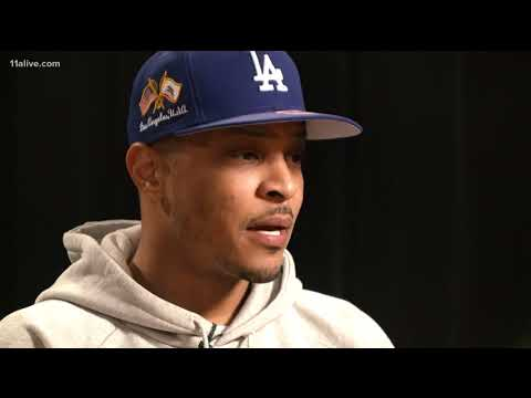 Rapper T.I. talks about the influence of black voices 50 years after MLK's assassination