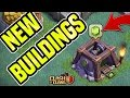 NIGHT VILLAGE BUILDINGS AND SHOP ITEMS | GEM MINE | UPDATE | Clash of Clans