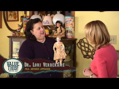 How To Find Value Of Old Dolls By Dr. Lori