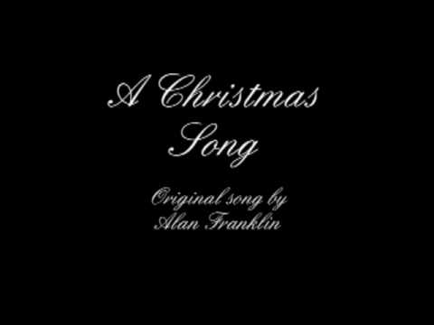 a christmas song original christian contemporary christmas song by alan franklin