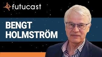 #15 Nobel-voittaja Bengt Holmström | Pitäisikö politiikan olla vähemmän läpinäkyvää?