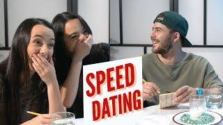 Speed Dating (SKIT) w/ The Merrell Twins (Vanessa & Veronica)