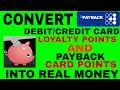 How To Redeem Debit/ Credit Card Loyalty Points And Payback card points..