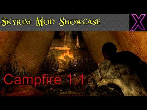 скачать мод Campfire для скайрима - фото 4