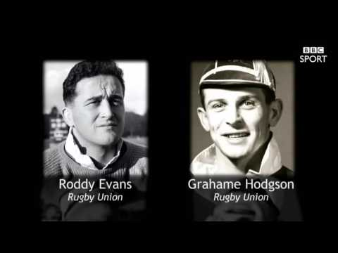 Sports Personality of the Year pays tribute to sporting heroes