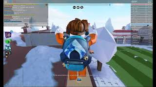 JAILBREAK, CHRISTMAS UPDATE! ROBLOX BANK - YON REX