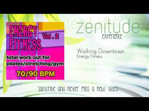 Energy Fitness - Walking Downtown - ZenitudeExperience
