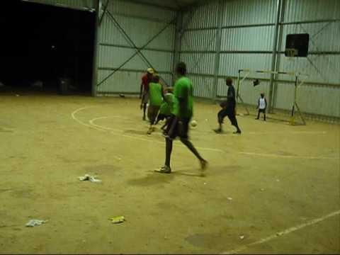 Indigenous Football, Aboriginal Soccer, Desert Futsal