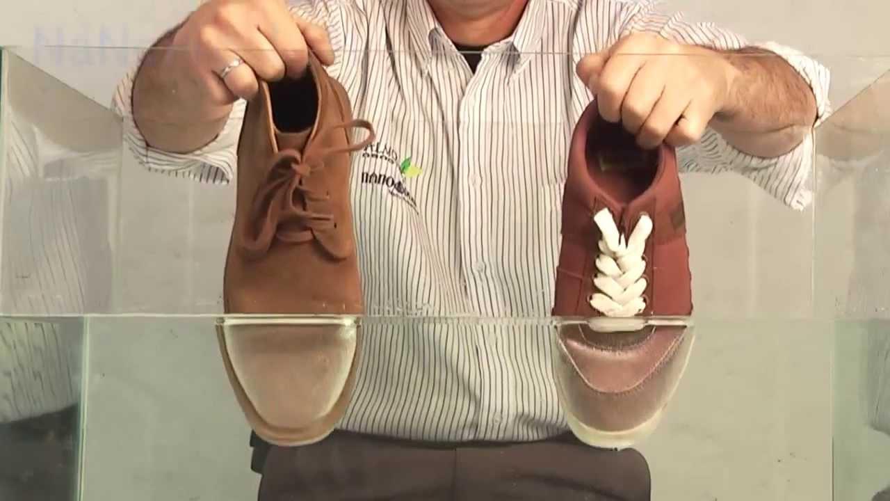 NanoProalmonila LTH Repelente agua y barro Zapatos gamuza