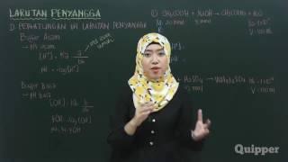 Gambar cover Quipper Video - Kimia - Larutan Penyangga