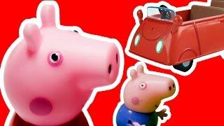 Мультфильмы для детей Свинка Пеппа на русском. Новый мультик 2015 Peppa Pig.