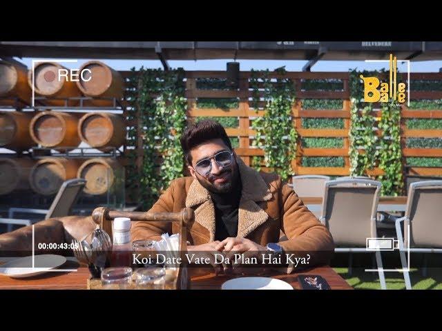 Shivjot Caught on Date | Len's Talk Promo | Balle Balle TV