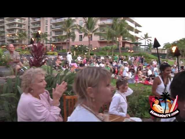 Henry Kapono CD Release Concert - Duke's Beach House Maui