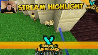 Mindcrack Stream Highlight - E08 Kitten Killer Creeper Sneaky Ninja