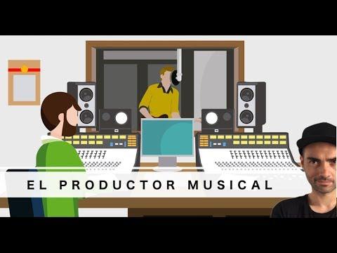 Qué hace un PRODUCTOR musical