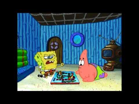 SpongeBob Cursing Uncensored