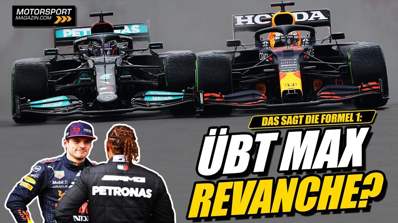Eskalation im WM-Kampf: Revanchiert sich Verstappen bei Hamilton? | Formel 1 2021