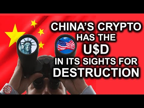 China's New Crypto The DCEP Will Destroy The USD And Fiat - Bitcoin Will Benefit From The Battle