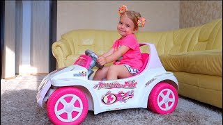 Anabella Pretend Play with Princess Carriage | Story by  Anabella Show