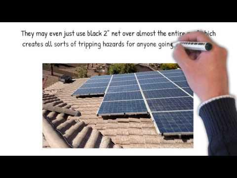 Arizona Solar Panel Pigeon Control Specialists