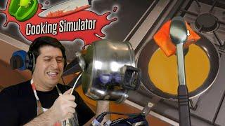 KUHAR MARKO JE NAJBOLJI KUHAR NA SVIJETU!!!! Cooking Simulator