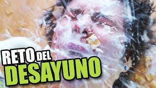 RETO DEL DESAYUNO, REGALOS Y RANDOM