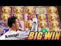 ★MY BEST WIN★ BUFFALO GOLD slot machine HUGE BONUS WIN!