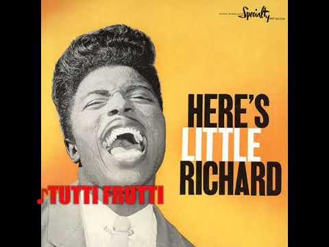 リトル・リチャード Little Richard/トゥッティ・フルッティ TUTTI ...