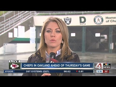 Kansas City Chiefs rivalry with Oakland Raiders goes far back