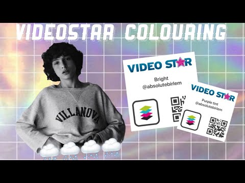 Videostar Colouring Codes Youtube