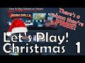 Free to Play Christmas Games Ep1 - Sex, Gnomes and Christmas Rolls; Fork Parker