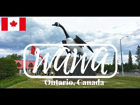 Wawa: Ontario, Canada