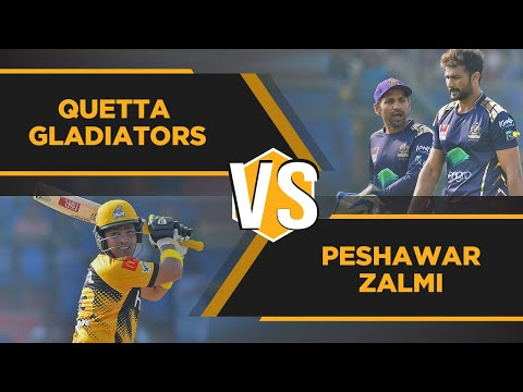 Quetta Gladiators vs Peshawar Zalmi | Full Match Highlights | Match 4 | HBL PSL 2020 | MB2E