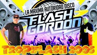 Tropiflash 2005 Dj Victor Ventura Flash ⚡ Gordon Disco Movil 💥