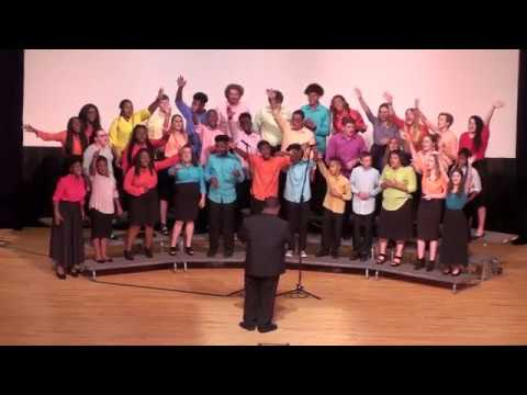 Jubilee Performing Arts Conservatory Choir in Concert