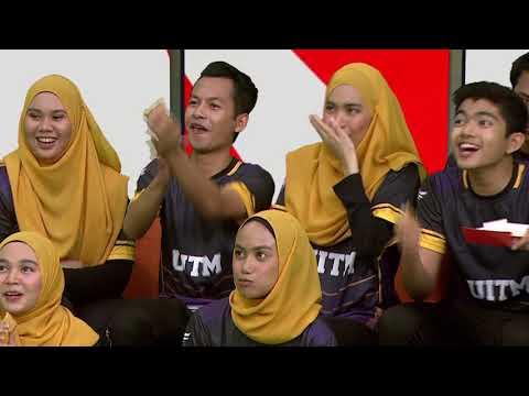 Motif Viral: Video Viral Pelajar UITM Menari Aerodance w/ UITM Medic
