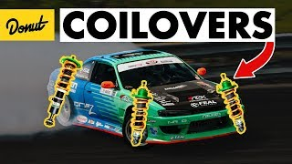 WHAT MAKES COILOVERS AWESOME - How it Works | SCIENCE GARAGE