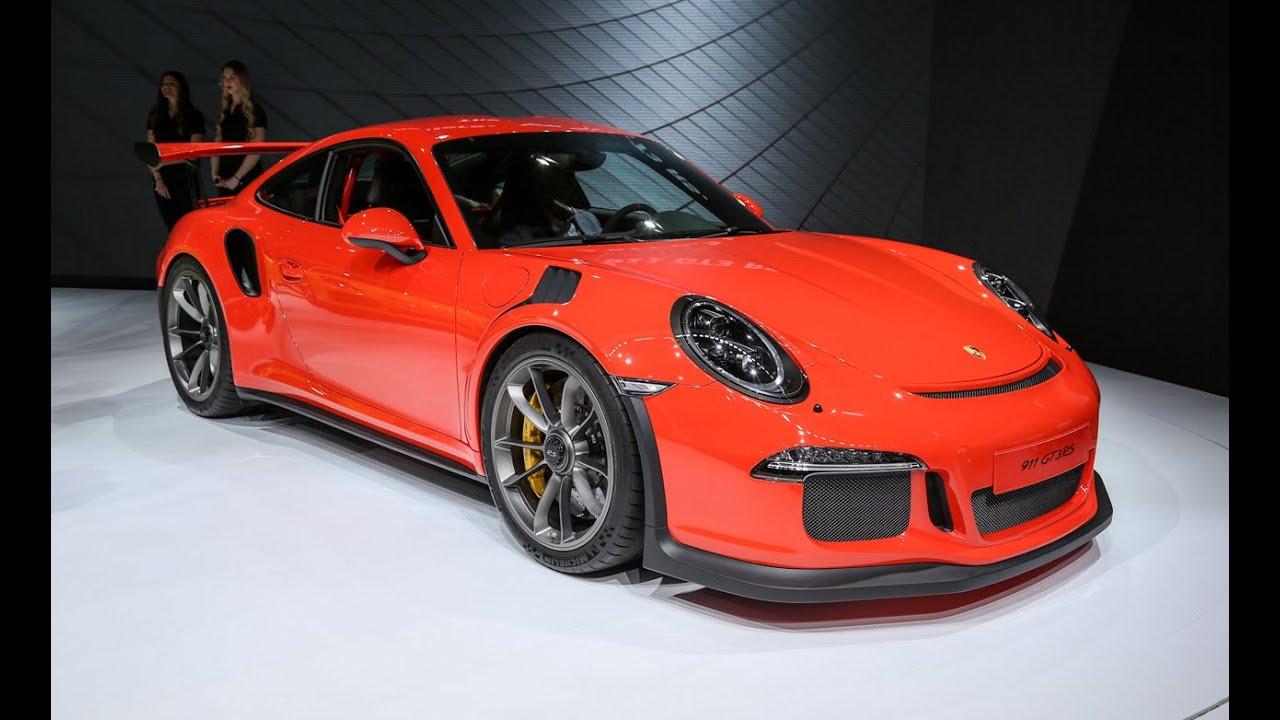 new 911 gt3 rs   cayman gt4   porsche 918 spyder weissach package