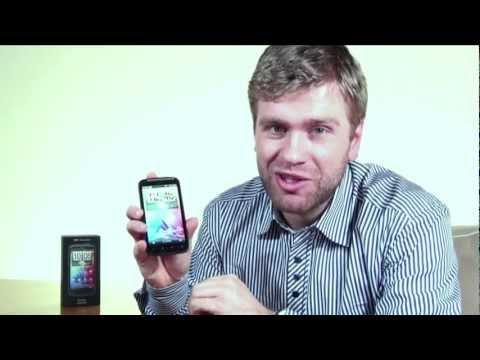 Wideo recenzja HTC Sensation na FrazPC.pl