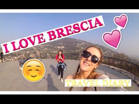 MY FAV CITY IN ITALY- Brescia travel diary