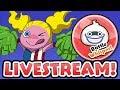 Yo-kai Watch Wibble Wobble — MERICAN YO-KAI?! Kill Whisper With Me! Whisper Slingshot Livestream